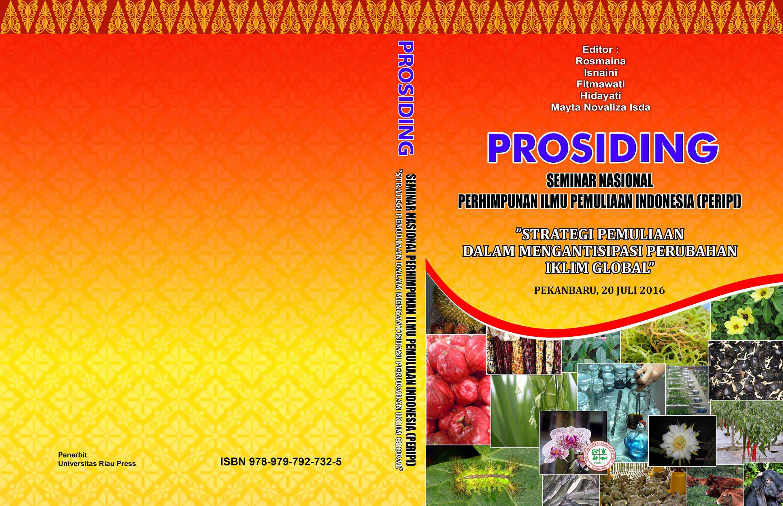 Cover Prosiding PERIPI Komda Riau 2016